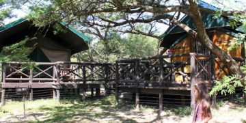 Mpila Tented Camp