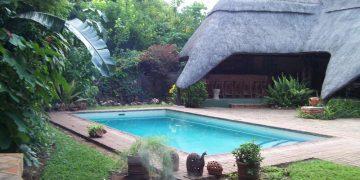 Greenfire Lodge Victoria Falls