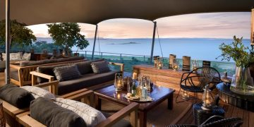 African Bush Camps Bumi Hills Safari Lodge