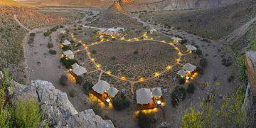 Sanbona Dwyka Tented Lodge
