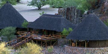 Khowarib Lodge and Safaris