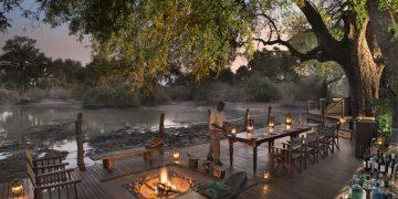African Bush Camps  Kanga Camp