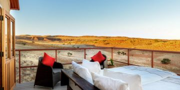 Namib Dune Star Camp Gondwana Collection Namibia