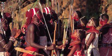 Kenia bouwsteen Meru en Samburu