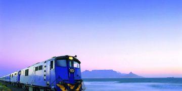 Blue Train Kaapstad naar Pretoria