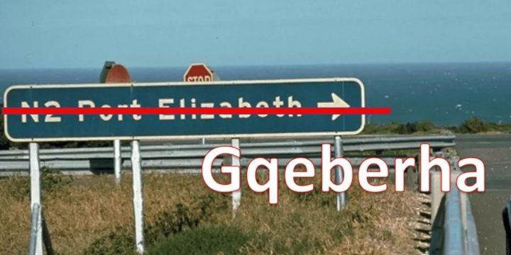Port Elizabeth krijgt een nieuwe naam
