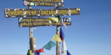 Beklim Mt. Kilimanjaro in zeven dagen – Lemosho Route