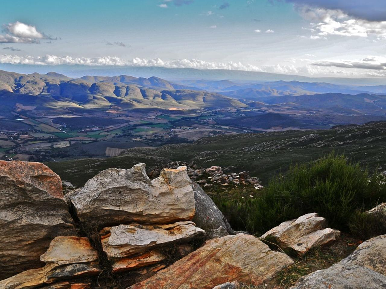 Rondreis over de Swartberg Pass