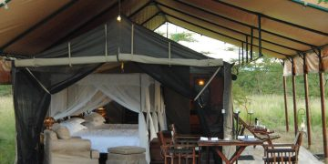 Tanzania Bush Camps Mara River Camp
