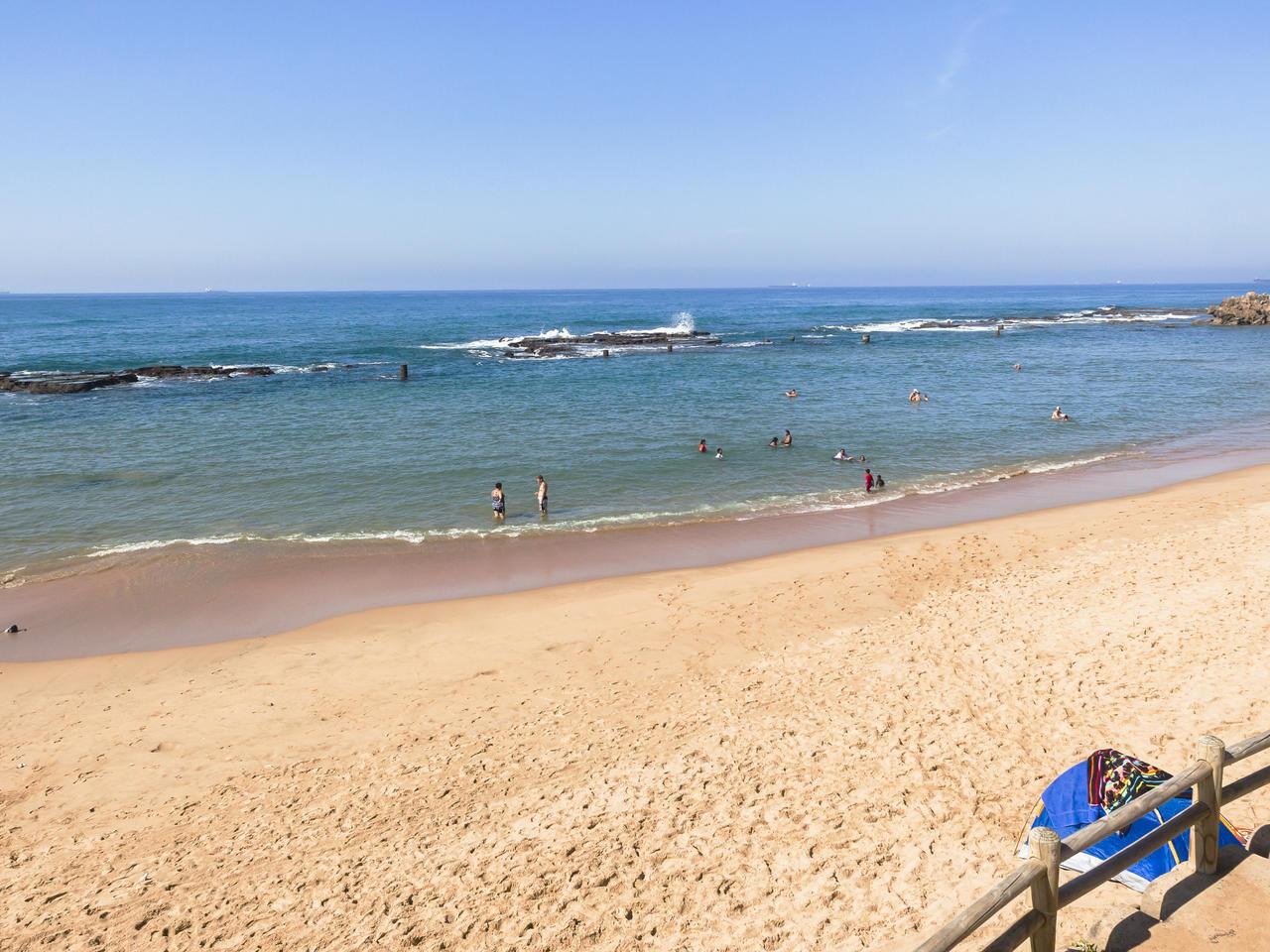 Ongerepte stranden van Umdloti